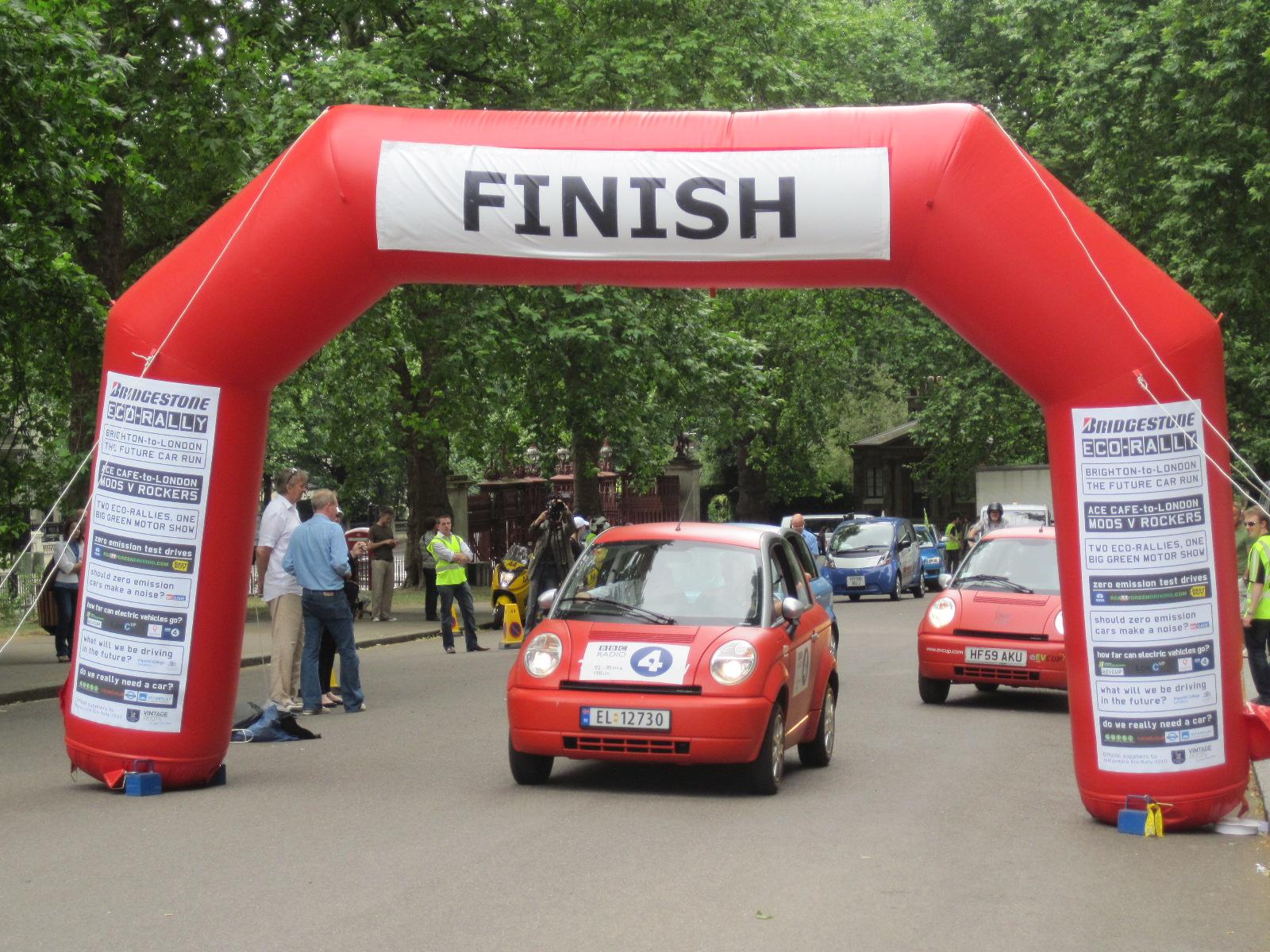 Race Arch