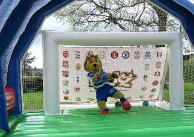 Kingsley – Reading FC Mascot