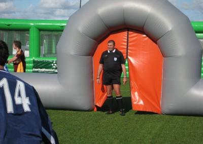 Jeff Winter – Former Premiership Referee