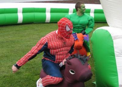 Spiderman – Super Hero