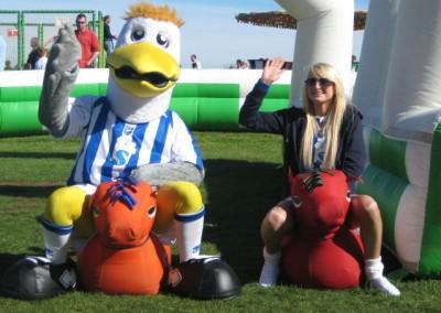 Gully – Brighton & Hove Albion Mascot