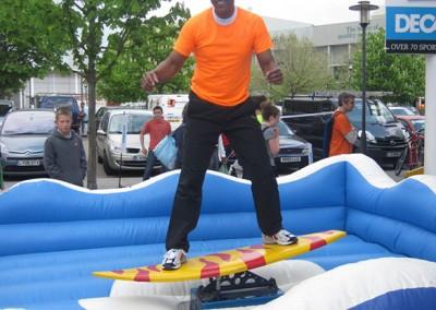 Colin Jackson – Olympic Gold Medallist – 100m Hurdles