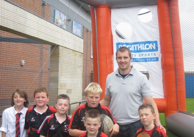 Ally Kellock – Former Scottish Rugby Union Captain