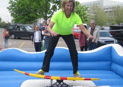 Sally Gunnell – Olympic Gold Medallist – 400m Hurdles