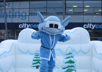Moonchester – Manchester City FC Mascot