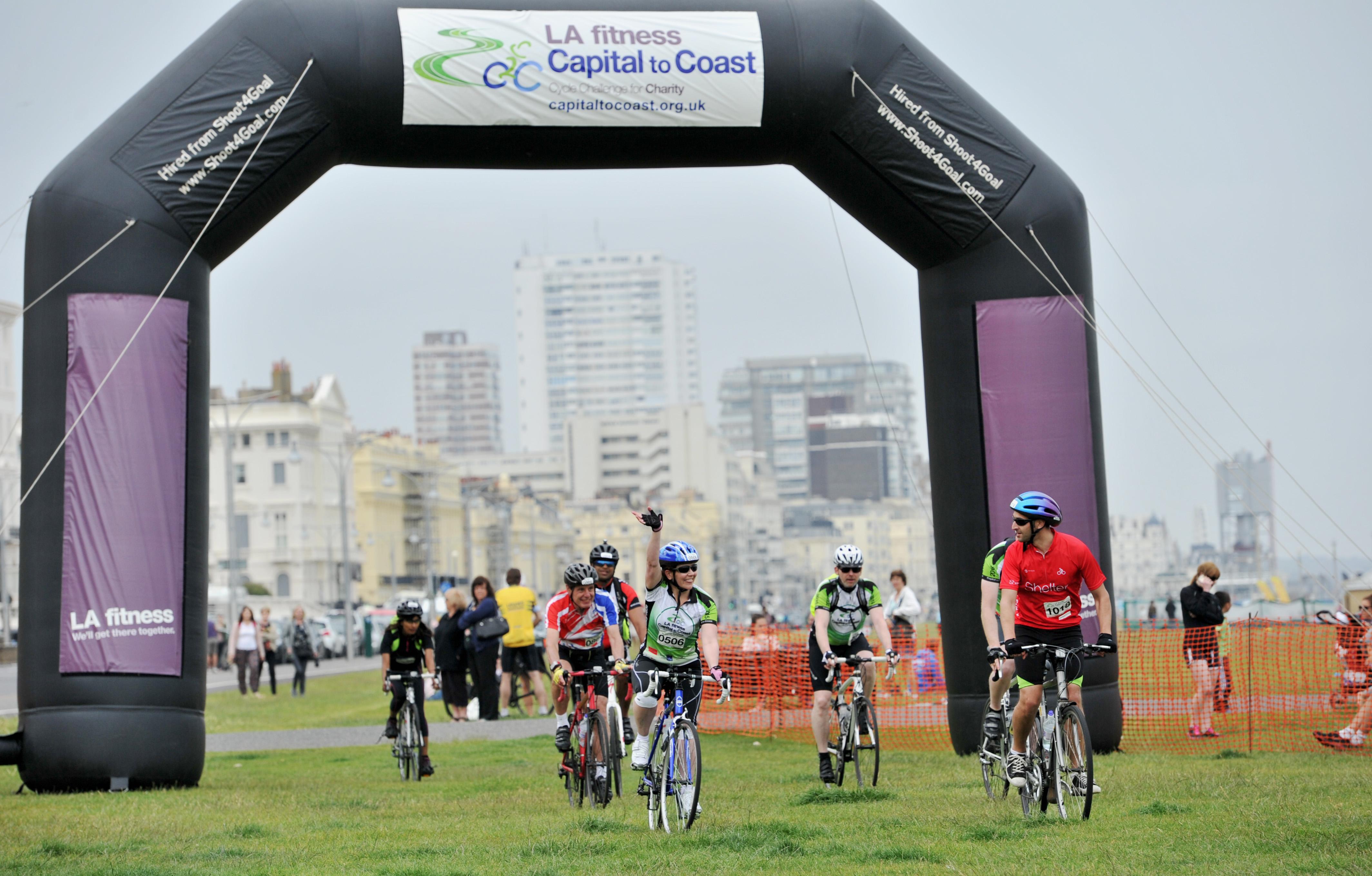Capital to Coast Cycle Challenge