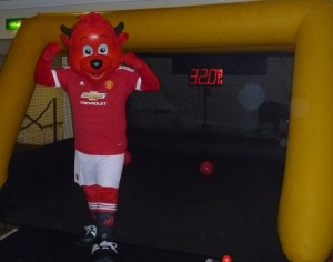 Fred The Red - Manchester United