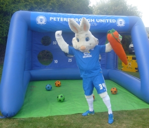 Peter Burrow - Peterborough United FC