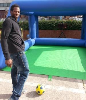 Ugo Ehiogu - Former England Footballer