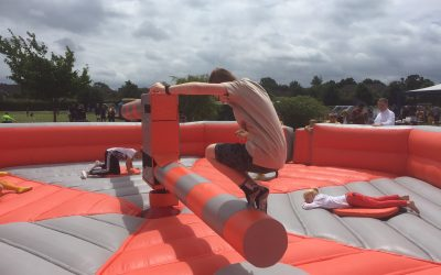 Fun People Across the Country will be Enjoying Our Inflatable Games this Summer