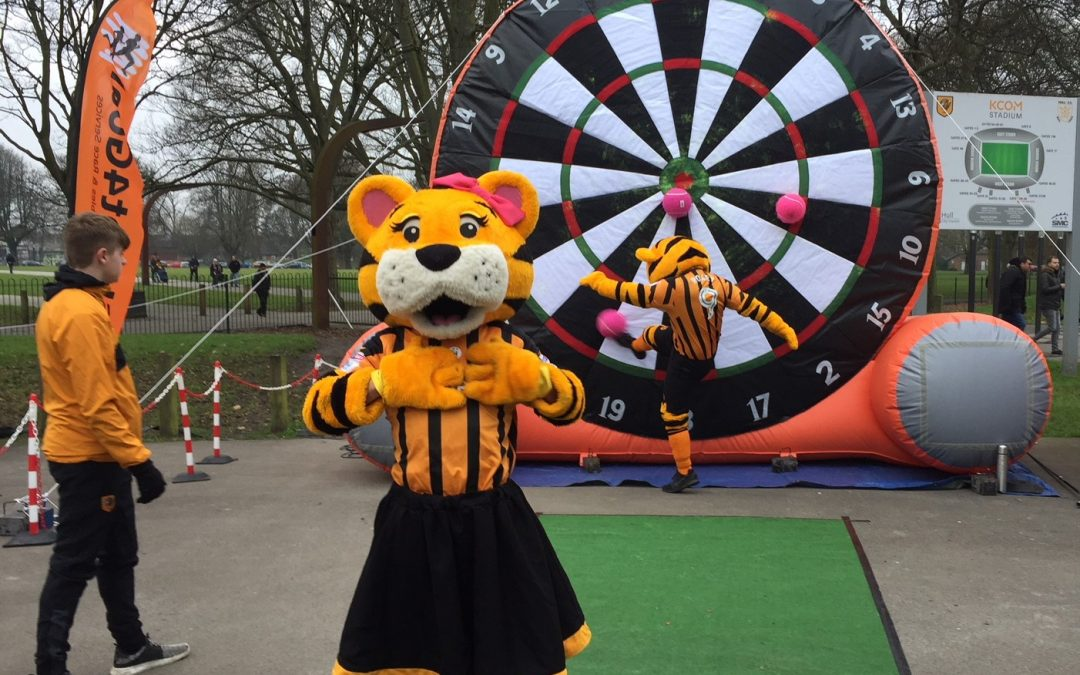 Pre-Match Activations at Hull City FC